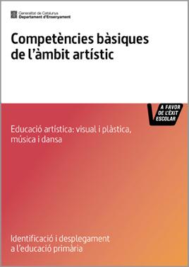 Competències bàsiques de l'àmbit artístic. Educació primària