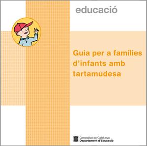 Guia per a famílies d'infants amb tartamudesa