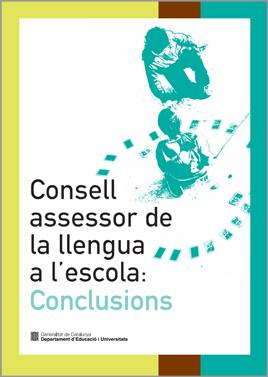 Consell assessor de la llengua a l'escola: Conclusions