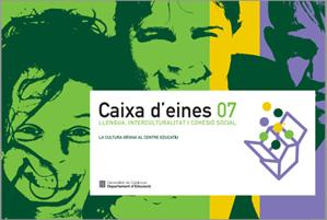 Caixa d'eines 07. La cultura gitana al centre educatiu
